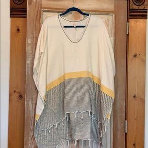 Elegant Egyptian Cotton Kimono